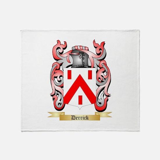 Derrick Throw Blanket