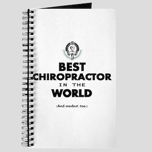 Best in the World Best Chiropractor Journal