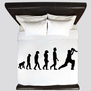 Cricket Evolution King Duvet