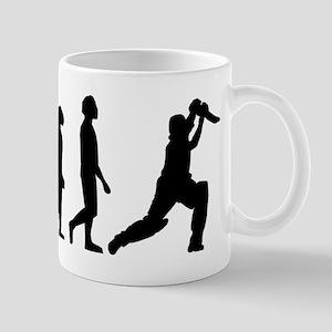 Cricket Evolution Mugs