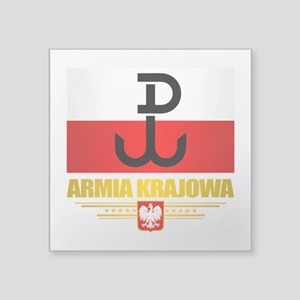 Armia Krajowa (Home Army) Sticker