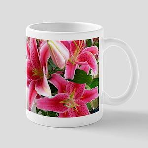 Stargazer Lilies Mug