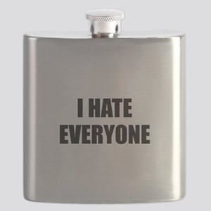 I Hate Everyone Flask