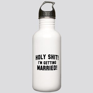 Holy Shit! I'm Getting Married! Stainless Water Bo