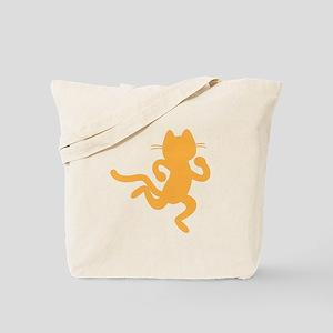 Cute kitty cat Running Tote Bag