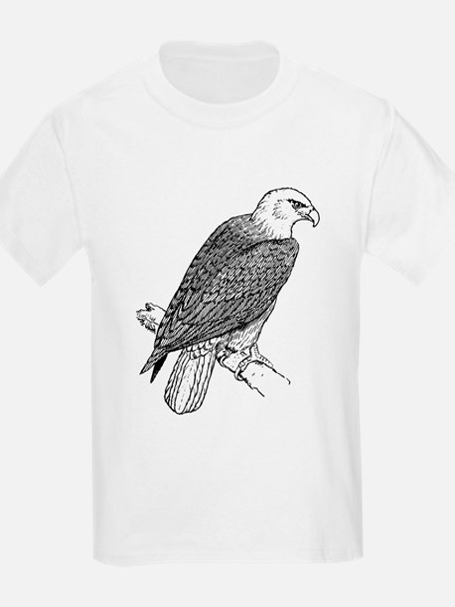 Bald Eagle Sketch T-Shirt