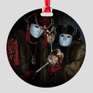 Portrait of Nobles Ornament
