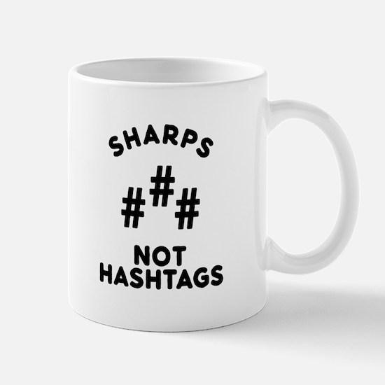 Sharps Mugs