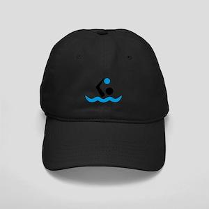 Water polo logo Black Cap