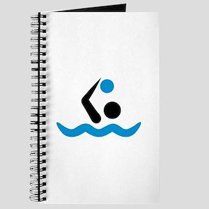 Water polo logo Journal