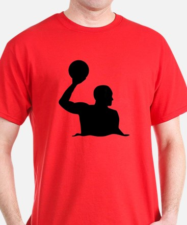 Water polo player T-Shirt