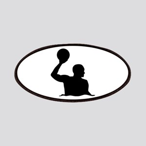 Water polo player Patches