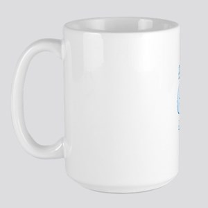 I'd Rather Be Watching 90210 Large Mug