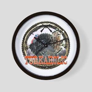 Turkaholic  Wall Clock