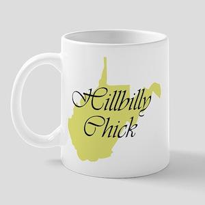 Hillbilly Chick Mug