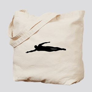 Swimming swimmer Tote Bag