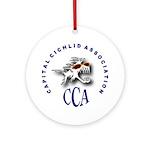 CCA Ornament (Round)