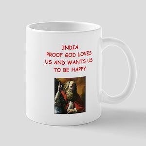 india Mugs