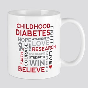 Childhood Diabetes Mug