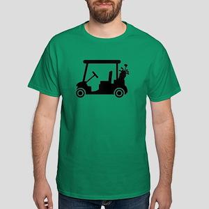 Golf car Dark T-Shirt