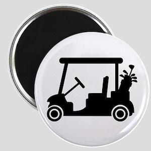 Golf car Magnet