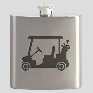 Golf car Flask