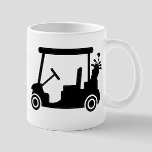 Golf car Mug