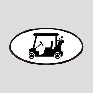 Golf car Patches