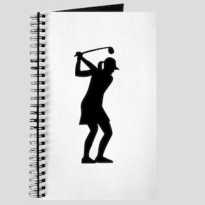 Golf woman Journal