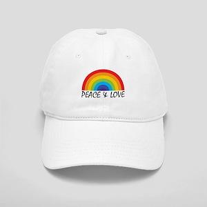 Peace & Love Baseball Cap