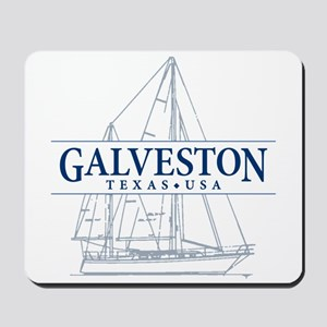 Galveston - Mousepad