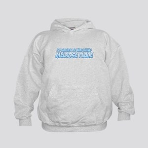 I'd Rather Be Watching Melrose Place Kids Hoodie