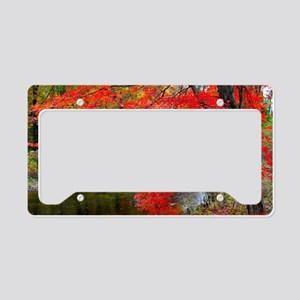 Lamprey River License Plate Holder