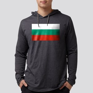 Bulgarian Flag Long Sleeve T-Shirt