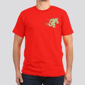 Speed Sloth Men's Fitted T-Shirt (dark)