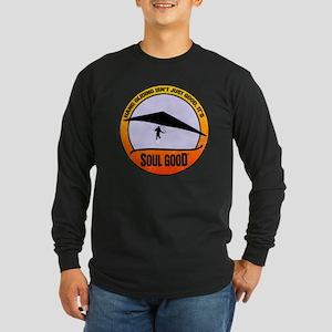 Hang Glider - Soul Good Long Sleeve Dark T-Shirt