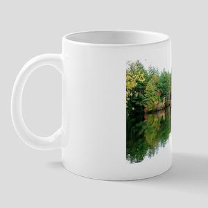 Calm Massachusetts Lake Mug