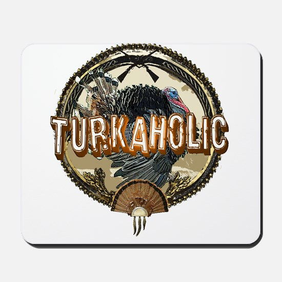 Turkaholic Mousepad