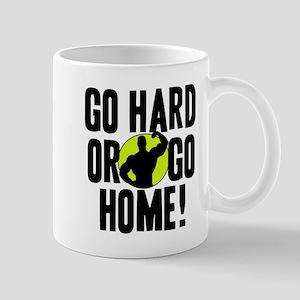 Go Hard Mugs