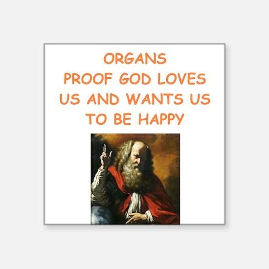 organ Sticker