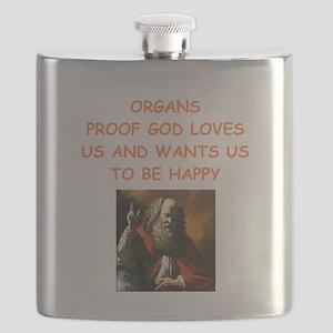 organ Flask