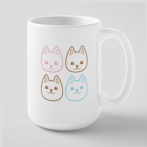 Cute pups faces Mugs