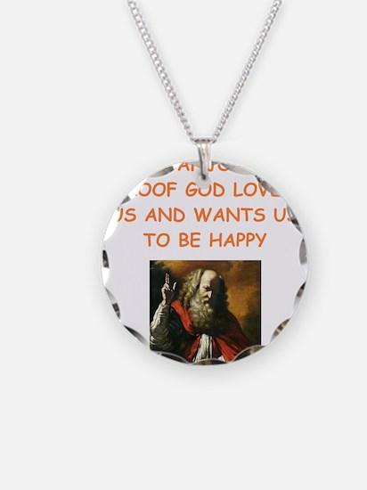 banjo Necklace