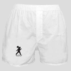 Follow The Guitar Boxer Shorts