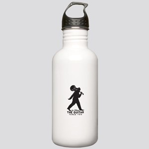 Follow The Guitar Stainless Water Bottle 1.0L