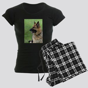 German Shepherd Profile Pajamas