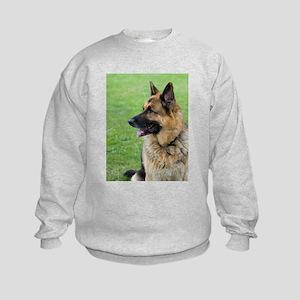 German Shepherd Profile Sweatshirt