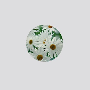 Daisies in Bloom Mini Button
