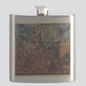 Klee - City of Tombs Flask