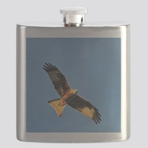Flying Red Kite Flask